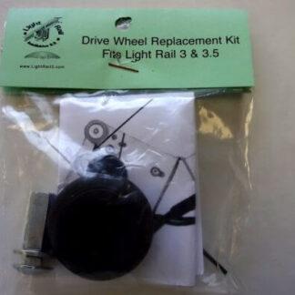 Light Rail Drive Wheel Replacement Kit